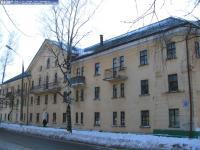 Дом 3 по улице Текстильщиков