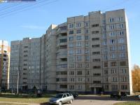 Дом 32 по улице Хевешская