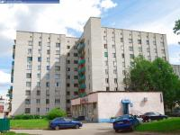Дом 10 на ул. Т.Кривова