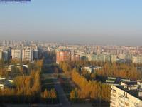 Вид на улицу Кадыкова с высоты