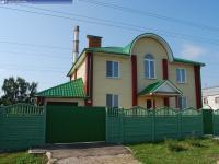 Дом 36 на улице Волжской