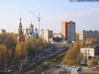 улица Гузовского - вид с высоты