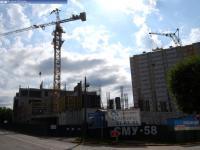 """Строительство комплекса """"Альфа-центр"""""""