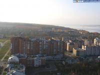 Вид на микрорайон Волжский-1