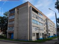 Дом 36-1 на улице Ашмарина