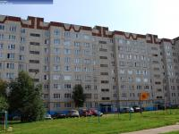 Дом 62/1 на улице Гражданской