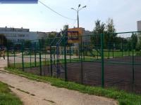 Спортивная площадка школы №50