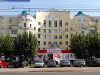 Дом 117 на улице Гражданской