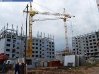 """Строительство """"Венгерского квартала"""""""