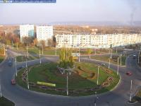 Кольцо в центре Новочебоксарска