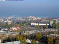 Вид на стадион Спартак