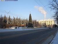 Площадь Республики - Новый год 2006