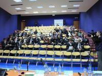Голубой конференц-зал в Мега Молле