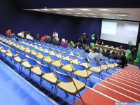 Голубой конференц-зал Мега Молла