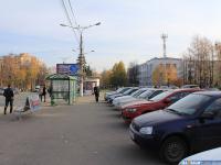 Напаркованные машины