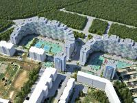 Проект строительства домов Ютон по улице Афанасьева