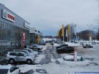 Строительство комплекса автосалонов 2012-02-05