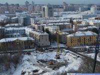 """Строительство ТРЦ """"Икар"""" 2013-01-24"""
