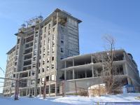 """Строительство отеля """"Одис"""" 2013-02-14"""