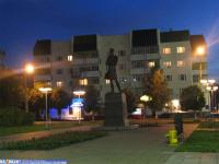 Памятник Константину Иванову