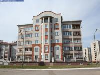 Дом 54 по улице Строителей