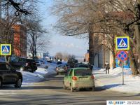 Улица Гладкова
