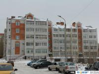 Дом 11к1 по ул. Сверчкова