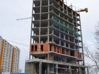 """Строительство комплекса """"Альфа-Центр"""" 2013-02-19"""