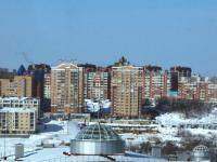 Панорама улиц Крылова и Маркова