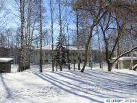 Вид на дом по улице Пирогова