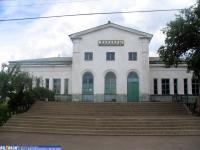"""Железнодорожная станция """"Вурнары"""""""