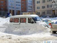 Подснежная парковка