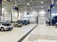 Дилерский центр 'Renault'