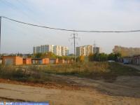 Гаражи на улице Сапожникова