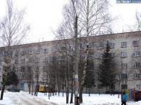 Общежитие по ул. Ашмарина, 34А
