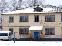 ул. Ашмарина, 40 (вид со двора)