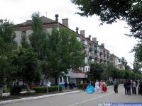 Дом 16 по улице Октябрьская