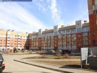 Дом 6А на улице Винокурова (вид со двора)