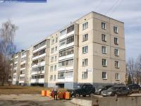 Дом 12 на бульваре Гидростроителей