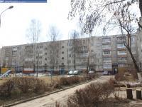 Дом 18 на бульваре Гидростроителей