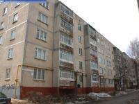 Дом 12 на бульваре Гидростроителей (вид со двора)