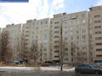 Дом 2 на бульваре Гидростроителей (вид со двора)