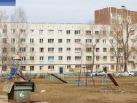 Дом 57 на улице Винокурова (вид со двора)