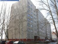 Дом 23-2 на улице Восточной (вид со двора)