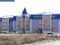 Дом 1 на улице Ольдеевской