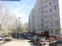 Дом 23-2 на улице Восточной (вид во двор)