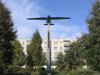Памятник планеристам