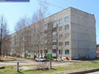 Дом 3-1 на улице Урицкого