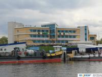 Причал №1 Чебоксарского речного порта