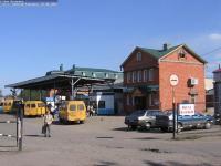 Батыревская автостанция